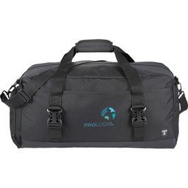 """Tranzip 21"""" Weekender Duffel Bag"""