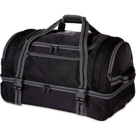 Ultimate Rolling Duffel Bag