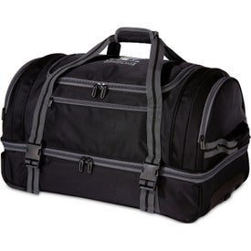 Ultimate Rolling Duffel Bag