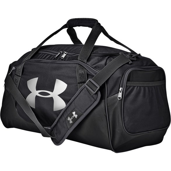 Black Under Armour UA Undeniable Duffle