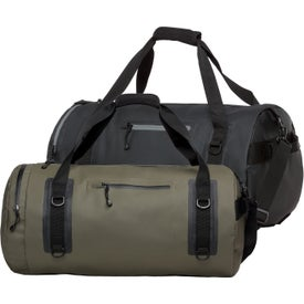 Water Resistant 50L Duffel Bag