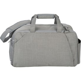 "Zoom Zip 17"" Laptop Weekender Duffel Bag"