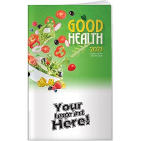 Good Health Pocket Calendar (2021)