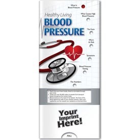 Blood Pressure: Healthy Living Pocket Slider