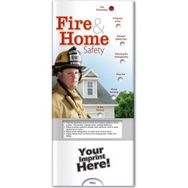 Fire and Home Safety Pocket Sliders
