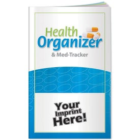 Health Organizer and Med-Tracker Better Book