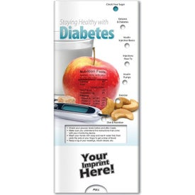 Staying Healthies with Diabetes Pocket Slider