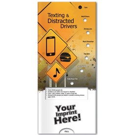 Texting and Distracted Drivers Pocket Sliders
