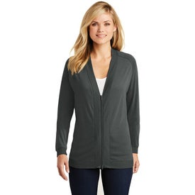 Port Authority Concept Bomber Cardigans (Women''s)