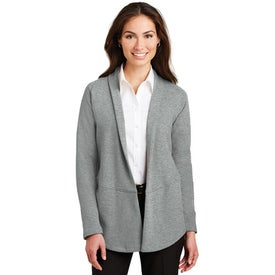 Port Authority Interlock Cardigans (Women''s)