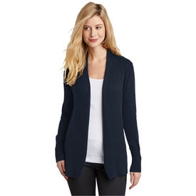 Port Authority Open Front Cardigan Sweaters (Women''s)