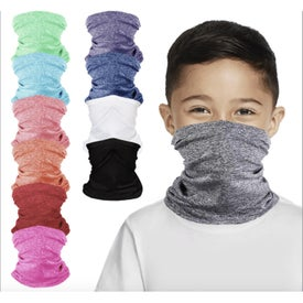 "Kids Youth Neck Gaiters (Youth, 8"" x 12"")"