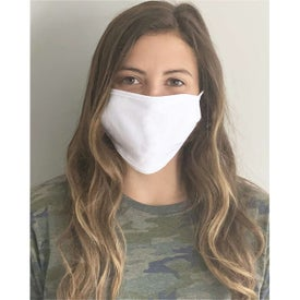 Adult 100% Cotton 2-Ply Face Masks