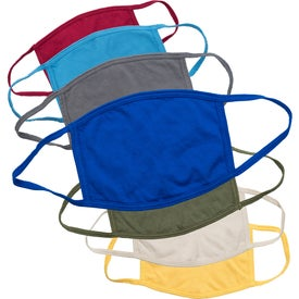 100% Cotton Face Masks (Colors)