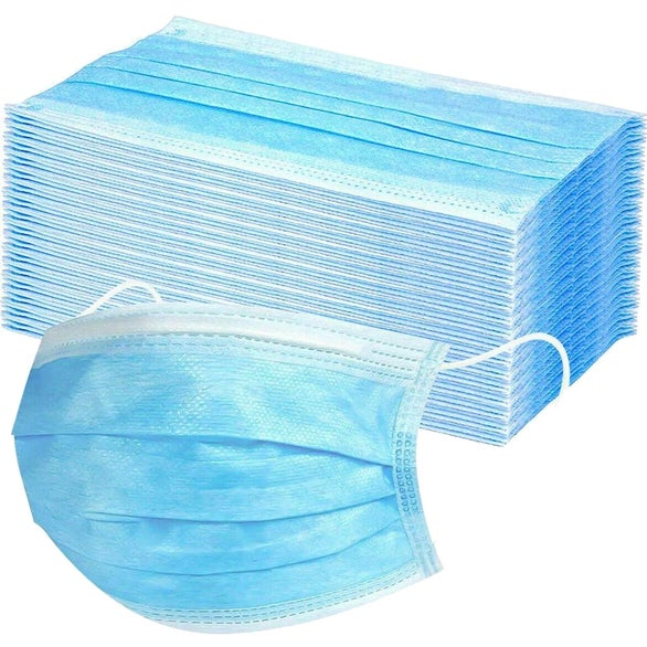 Blue 3 Layer Surgical FFP2 Mask