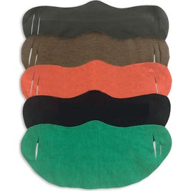 Assorted Rib Face Mask (Unisex)