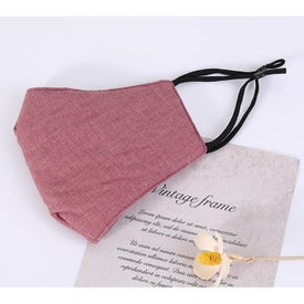 Blended Cloth Face Masks (Unisex)