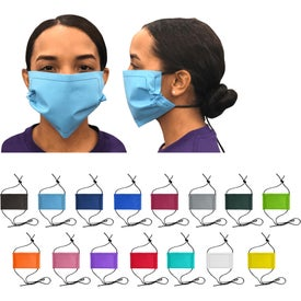 Budget Disposable Non-Woven Face Masks (Unisex)