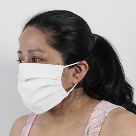 Cloth 2-Ply Face Masks (Unisex)
