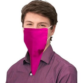 Cotton Bandana 1 Ply Face Mask (Unisex)