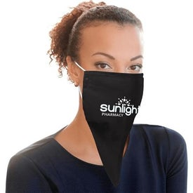 Cotton Bandanna 2 Ply Mask (Unisex)