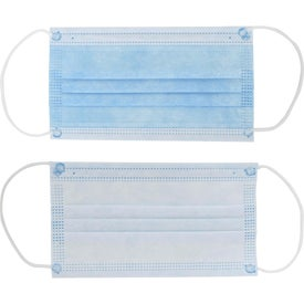 Disposable Face Masks (Blue)