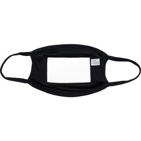Face Masks with Anti-Fog Window (Unisex)