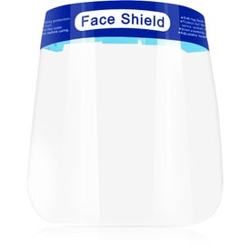 "Face Shield (8.66"" x 12.95"")"