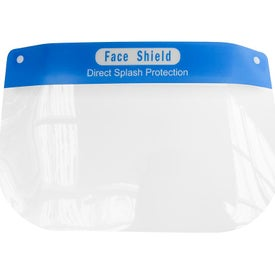 "Face Shield (12.875"" x 8.625"" x 1.125"")"