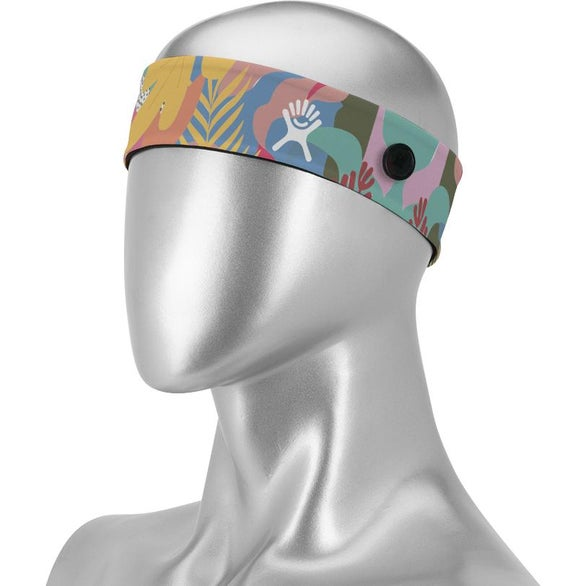 Full Color Imprint Mask Buddy Elite Head Band with Buttons