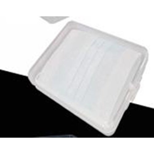 White Mask Holder Box