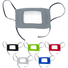 Mask with Anti-Fog Windows (Youth)