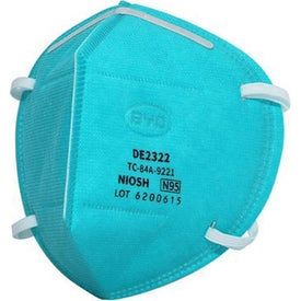 N95 Folded Shape Face Masks