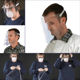 Preserve-A-Mask Face Shield (Unisex)
