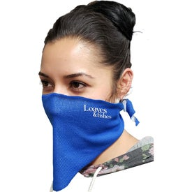 SMART Tiers Triangle Bandanna Mask (Unisex)