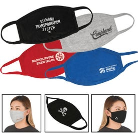 Standard Reusable Cotton Face Masks