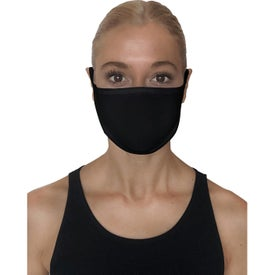 StarTee Unisex 2-Layer Cotton Face Masks (Unisex)