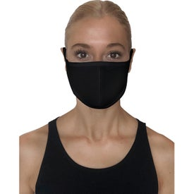 StarTee Unisex Fitted Face Mask (Unisex)