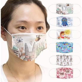 Youth Reusable 4CP Face Mask