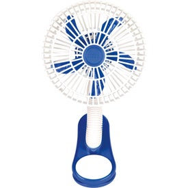 O2COOL Clip Fan 4""