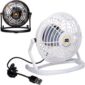 USB Powered Desk Fans