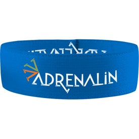 "3/4"" Dye-Sublimated Stretchy Elastic Bracelet"