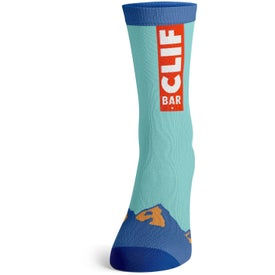 Antimicrobial Jacquard Socks (Unisex)