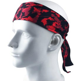Antimicrobial Tied Headbands