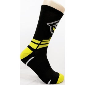 Custom Knitted Athletic Socks
