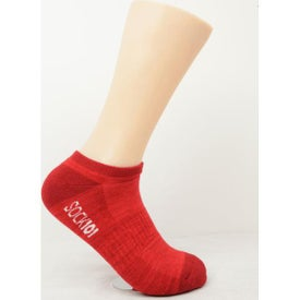 Custom Knitted Short Athletic socks