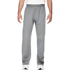 Fruit of the Loom Adult Open-Bottom Sweatpants (Men's)