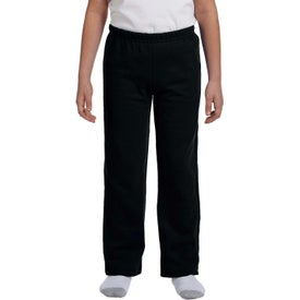 Gildan Youth Heavy Blend Open-Bottom Sweatpants (Youth)