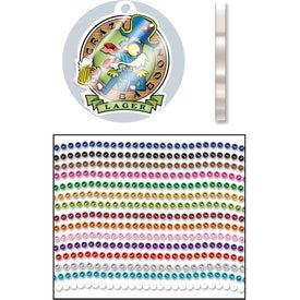 Glossy Finish Custom Shaped Medallion Beads