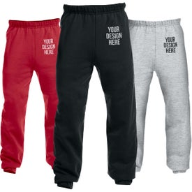 Jerzees Adult NuBlend Fleece Sweatpants (Men''s)